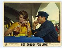 Hot Enough for June - 11 x 14 Movie Poster - Style E