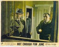 Hot Enough for June - 11 x 14 Movie Poster - Style F