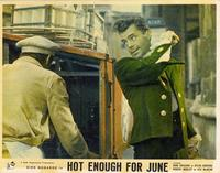 Hot Enough for June - 11 x 14 Movie Poster - Style C