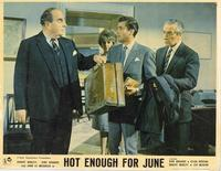 Hot Enough for June - 11 x 14 Movie Poster - Style G