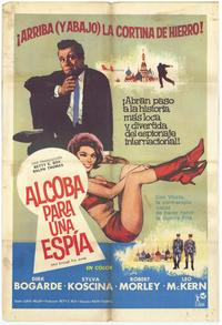 Hot Enough for June - 11 x 17 Movie Poster - Spanish Style A