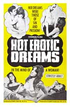Hot Erotic Dreams - 11 x 17 Movie Poster - Style A