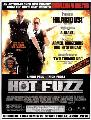 Hot Fuzz - 43 x 62 Movie Poster - Bus Shelter Style C