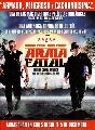 Hot Fuzz - 11 x 17 Movie Poster - Spanish Style A