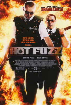 Hot Fuzz - 27 x 40 Movie Poster - Style A