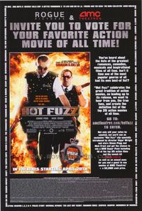 Hot Fuzz - 43 x 62 Movie Poster - Bus Shelter Style B
