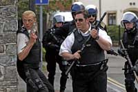 Hot Fuzz - 8 x 10 Color Photo #2