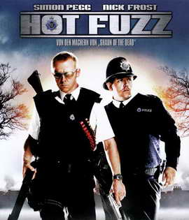 Hot Fuzz - 11 x 17 Movie Poster - Style I