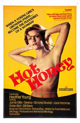 Hot Honey - 11 x 17 Movie Poster - Style A