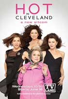 Hot in Cleveland (TV) - 11 x 17 TV Poster - Style A