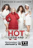 Hot in Cleveland (TV) - 11 x 17 TV Poster - Style B