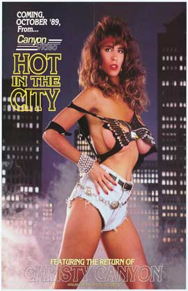 Hot In the City - 11 x 17 Movie Poster - Style A