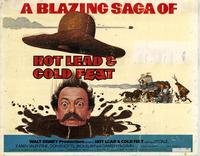 Hot Lead & Cold Feet - 11 x 14 Movie Poster - Style A