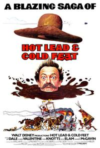 Hot Lead & Cold Feet - 27 x 40 Movie Poster - Style A