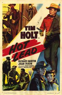 Hot Lead - 11 x 17 Movie Poster - Style A
