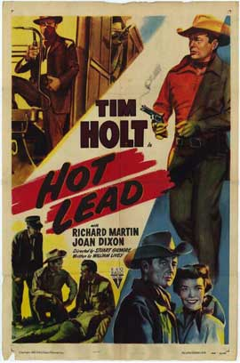 Hot Lead - 27 x 40 Movie Poster - Style A