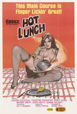 Hot Lunch - 11 x 17 Movie Poster - Style A