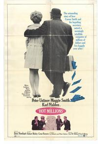 Hot Millions - 27 x 40 Movie Poster - Style A