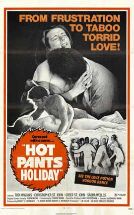 Hot Pants Holiday - 11 x 17 Movie Poster - Style A