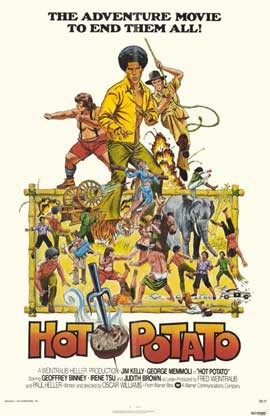 Hot Potato - 11 x 17 Movie Poster - Style A