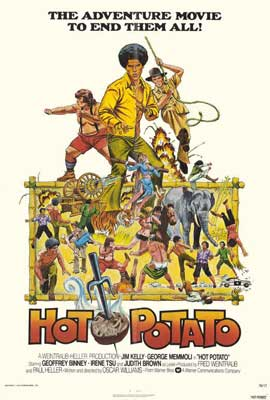 Hot Potato - 27 x 40 Movie Poster - Style A