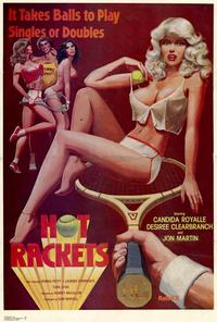 Hot Rackets - 27 x 40 Movie Poster - Style A