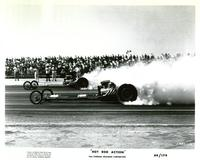 Hot Rod Action - 8 x 10 B&W Photo #5