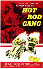 Hot Rod Gang - 11 x 17 Movie Poster - Style A