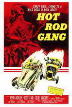 Hot Rod Gang - 27 x 40 Movie Poster - Style A