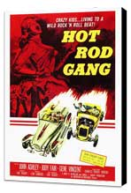 Hot Rod Gang - 27 x 40 Movie Poster - Style A - Museum Wrapped Canvas
