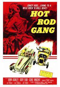Hot Rod Gang - 43 x 62 Movie Poster - Bus Shelter Style A