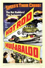 Hot Rod Hullabaloo - 11 x 17 Movie Poster - Style A