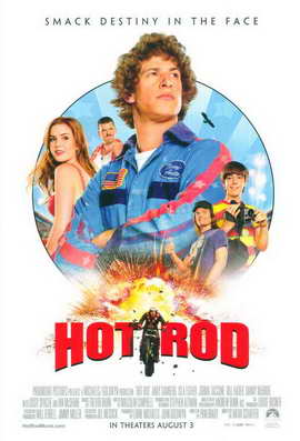 Hot Rod - 11 x 17 Movie Poster - Style A