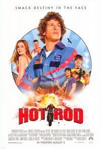 Hot Rod - 43 x 62 Movie Poster - Bus Shelter Style A
