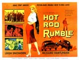 Hot Rod Rumble - 11 x 14 Movie Poster - Style A