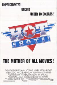 Hot Shots! - 27 x 40 Movie Poster - Style B