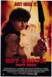 Hot Shots! Part Deux - 27 x 40 Movie Poster - Style B