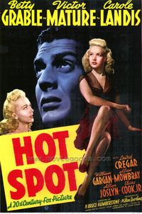 Hot Spot - 43 x 62 Movie Poster - Bus Shelter Style A