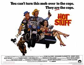 Hot Stuff - 11 x 14 Movie Poster - Style A