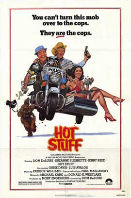 Hot Stuff - 11 x 17 Movie Poster - Style A