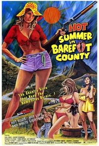 Hot Summer in Barefoot Country - 27 x 40 Movie Poster - Style A