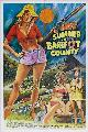 Hot Summer in Barefoot County - 11 x 17 Movie Poster - Style A