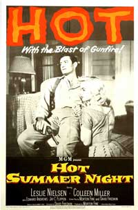 Hot Summer Night - 27 x 40 Movie Poster - Style A