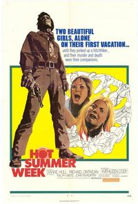 Hot Summer Week - 27 x 40 Movie Poster - Style A