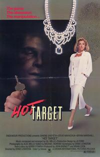 Hot Target - 11 x 17 Movie Poster - Style A
