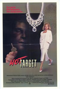 Hot Target - 27 x 40 Movie Poster - Style A