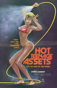 Hot Teenage Assets - 11 x 17 Movie Poster - Style A