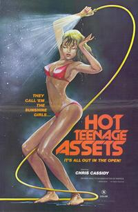 Hot Teenage Assets - 43 x 62 Movie Poster - Bus Shelter Style A
