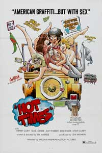 Hot Times - 11 x 17 Movie Poster - Style A