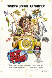 Hot Times - 27 x 40 Movie Poster - Style A